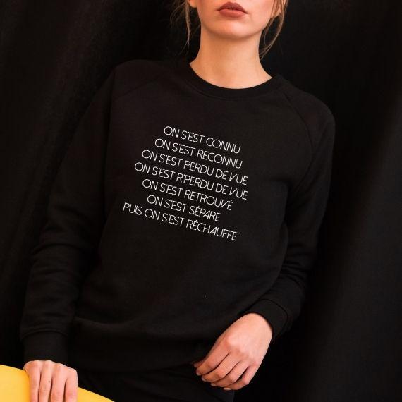 Sweatshirt Le tourbillon - Femme