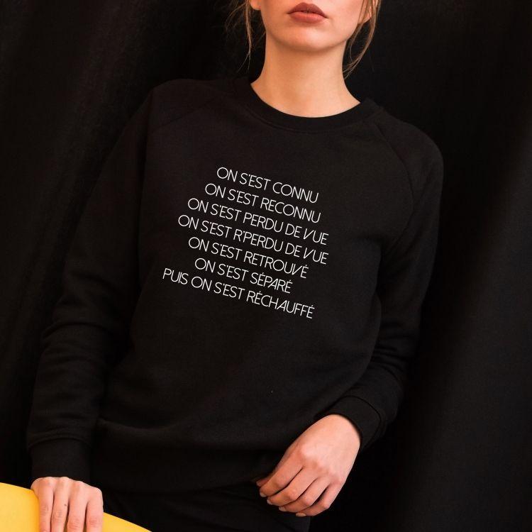 Sweatshirt Le tourbillon - Femme - 1