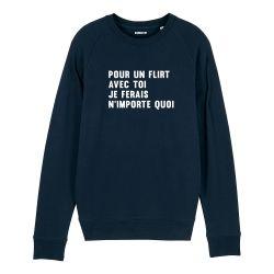 Sweatshirt Pour un flirt avec toi - Homme - 3