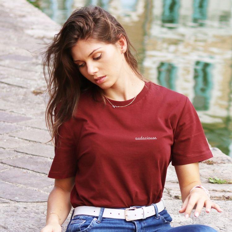 T-shirt Audacieuse - Femme - 1