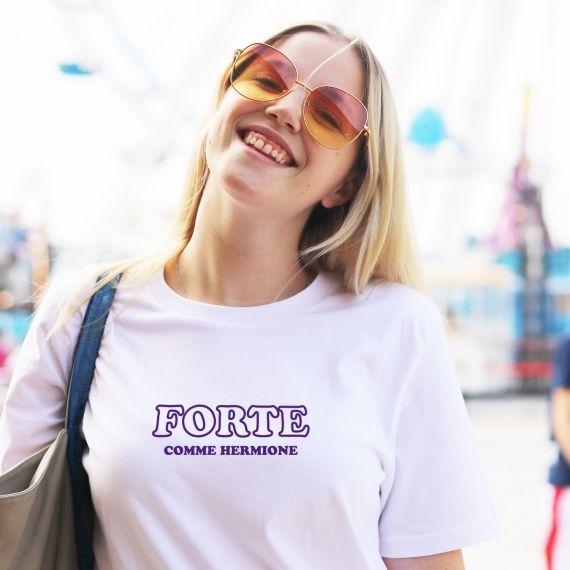 T-shirt Forte comme Hermione - Femme