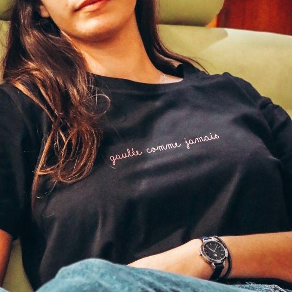 T-shirt Gaulée comme jamais - Femme