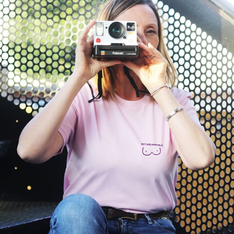 T-shirt Instagrammable - Femme - 2