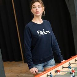 Sweatshirt Bichon - Femme - 1