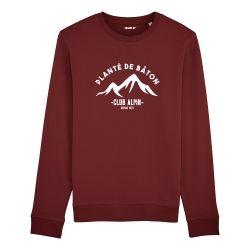 Sweatshirt Planté de bâton - Homme - 4