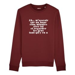 Sweatshirt Mistral Gagnant - Homme - 4