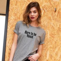 T-shirt Born to be Yoncé - Femme - 1