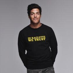 Sweatshirt In raclette we trust - Homme - 2