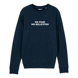 Sweatshirt No pain no rillettes - Homme - 4