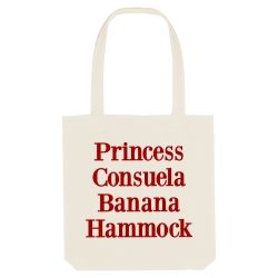 Tote bag Princess Consuela Banana Hammock - 2