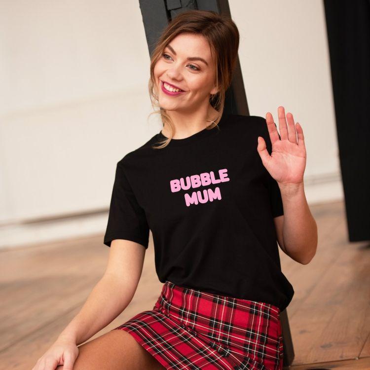 T-shirt Bubble Mum - Femme - 1