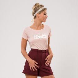 Edition Limitée T-shirt Bichette - Femme - 3