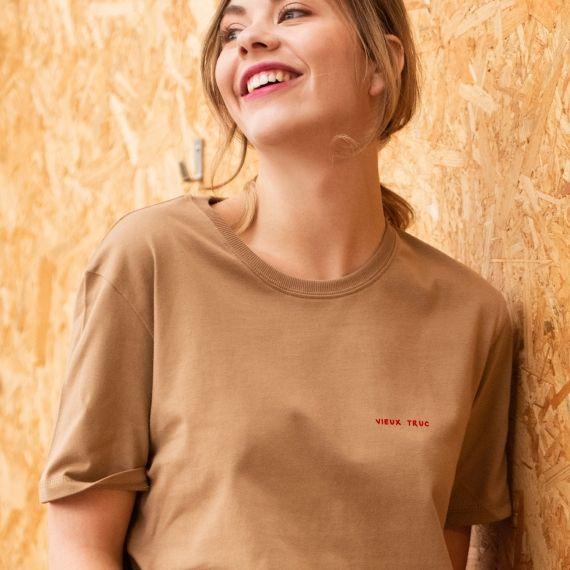 T-shirt Vieux Truc - Femme