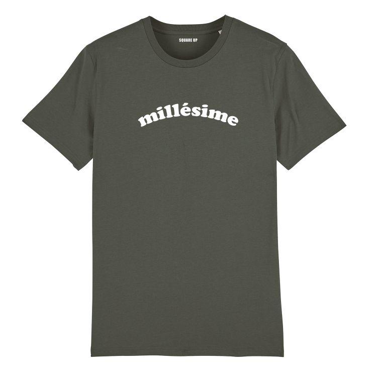 """T-shirt Homme """"Millésime"""" personnalisé - 2"""