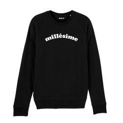 """Sweatshirt Homme """"Millésime"""" personnalisé - 4"""