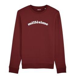 """Sweatshirt Homme """"Millésime"""" personnalisé - 3"""