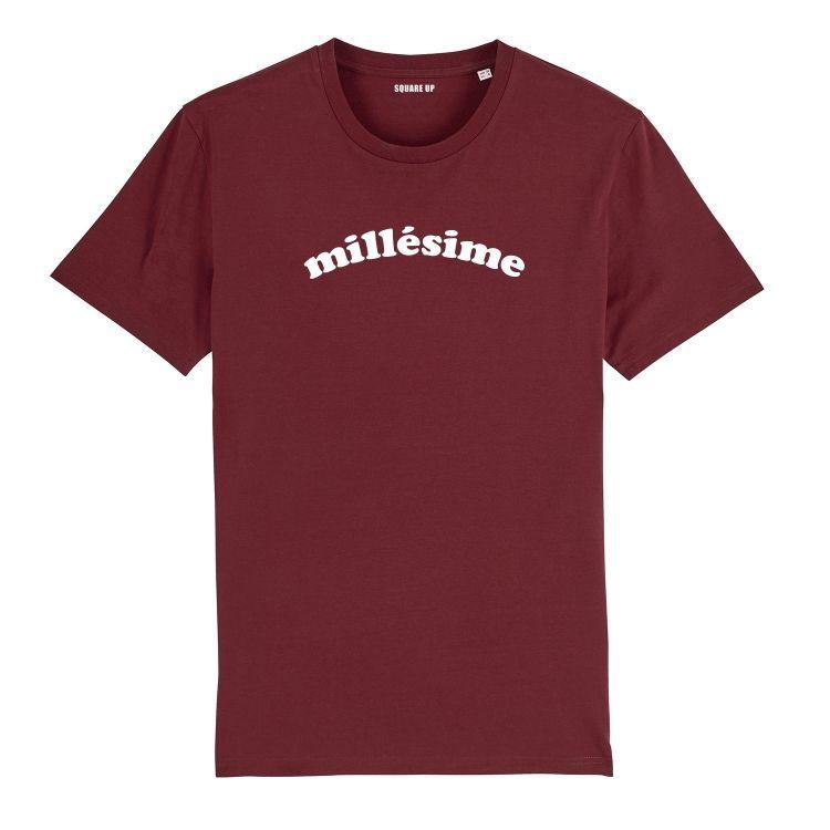 """T-shirt Femme """"Millésime"""" personnalisé - 6"""