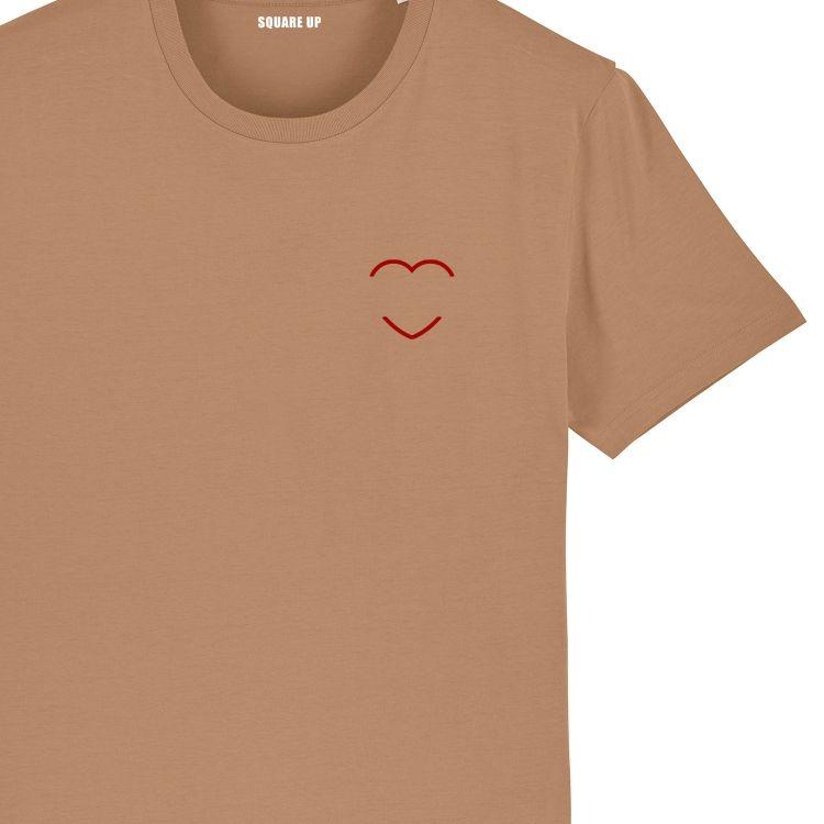 T-shirt Homme coeur personnalisé - 5