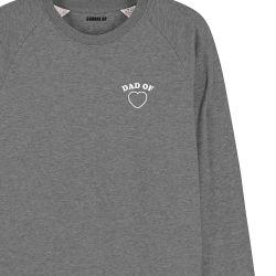 "Sweatshirt Homme ""Dad of"" personnalisé - 2"