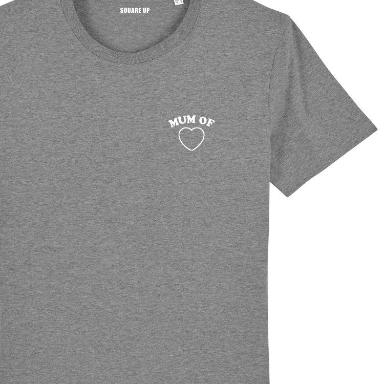 "T-shirt Femme ""Mum of"" personnalisé - 5"