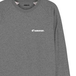 """Sweatshirt Homme """"d'amour"""" personnalisé - 2"""