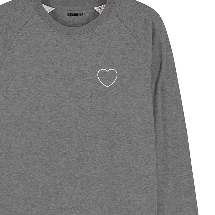 Sweatshirt Homme initiales personnalisées - 2