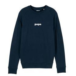 """Sweatshirt Homme """"Papa"""" personnalisé - 2"""