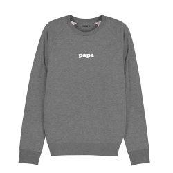 """Sweatshirt Homme """"Papa"""" personnalisé - 4"""
