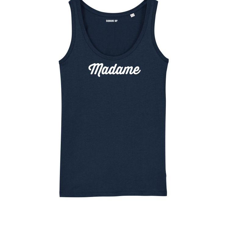 """Débardeur Femme """"Madame"""" personnalisé - 1"""