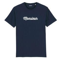 """T-shirt Homme """"Monsieur"""" personnalisé - 3"""