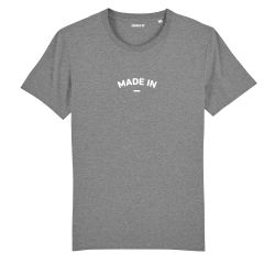 """T-shirt Homme """"Made in"""" personnalisé - 6"""