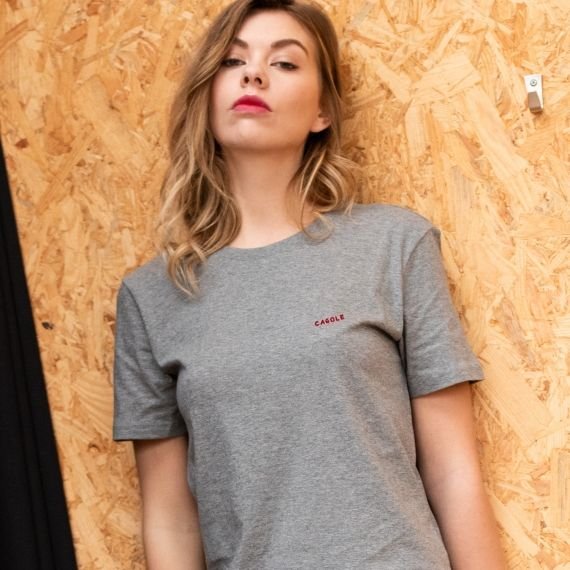 T-shirt Cagole - Femme
