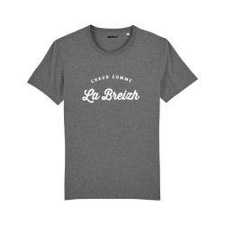 T-shirt Chaud comme la Breizh - Homme - 7
