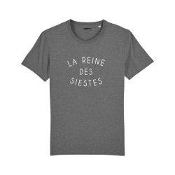 T-shirt La reine des siestes - Femme - 8
