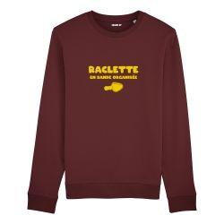 Sweatshirt Raclette en bande organisée - Homme - 3
