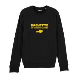 Sweatshirt Raclette en bande organisée - Homme - 4