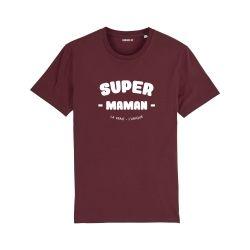T-shirt Super Maman - Femme - 4