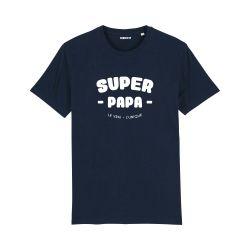 T shirt Super papa - Homme - 2