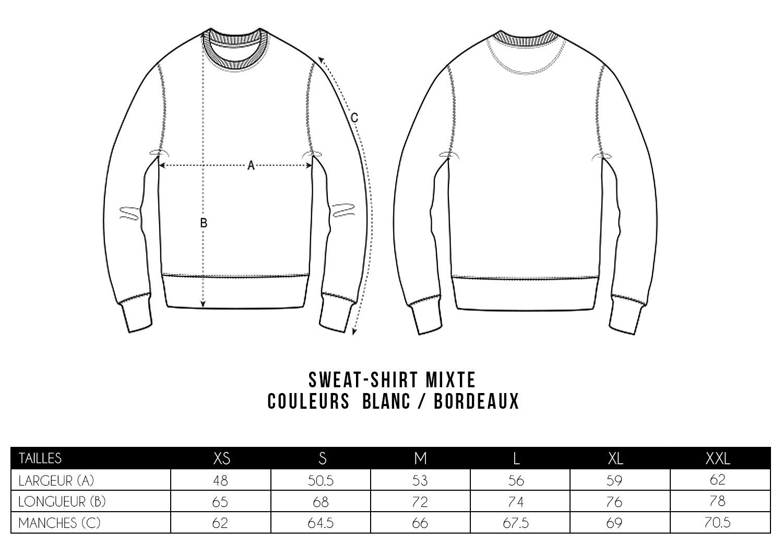 Sweatshirts Mixtes